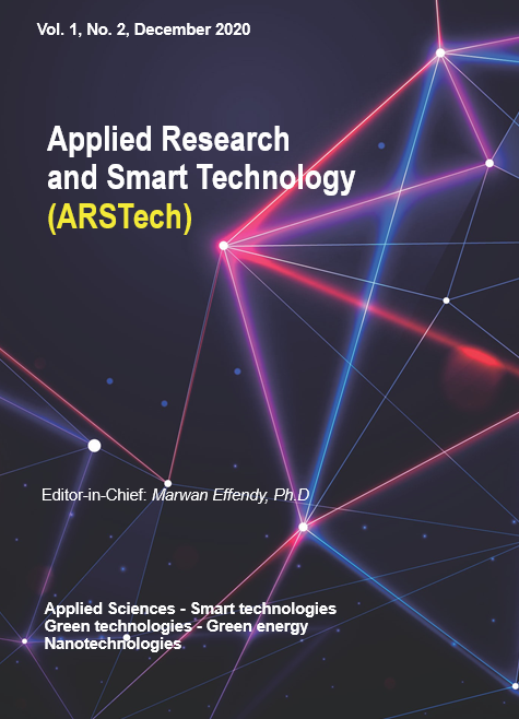 View Vol. 1 No. 2 (2020): Applied Research and Smart Technology (ARSTech)